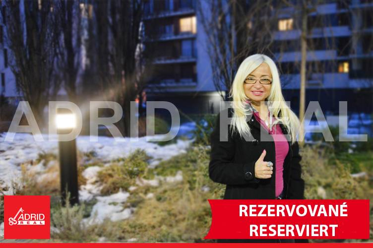 LUCRATIVE TWO-ROOM APARTMENT NEAR THE STRKOVEC LAKE