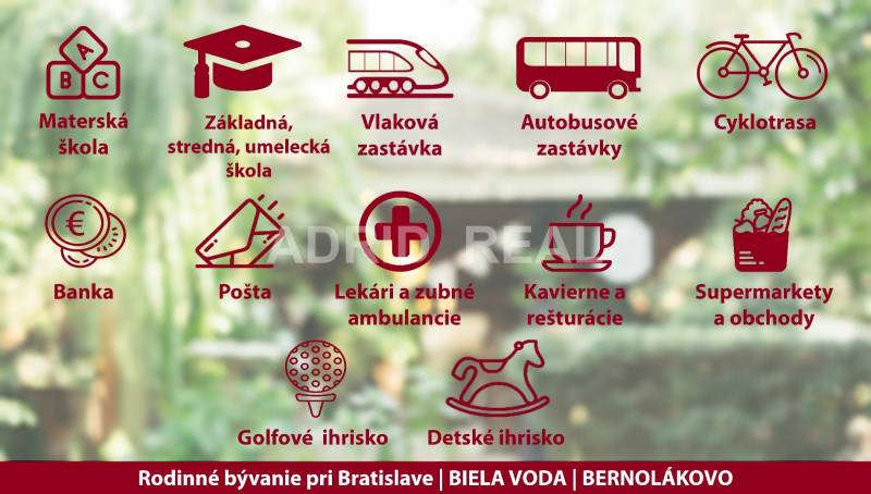 NEW FAMILY LIVING NEAR TO BRATISLAVA | PROJECT