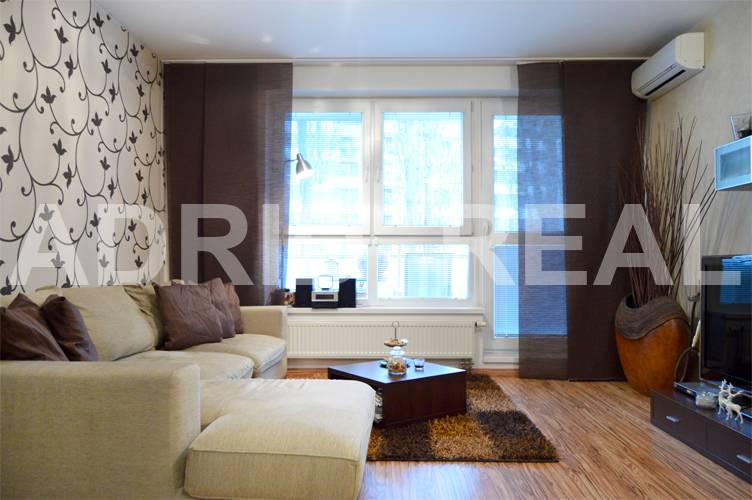 EXCLUSIVE TWO-ROOM FLAT WITH FEELING OF COMFORT & HOME FOR SALE
