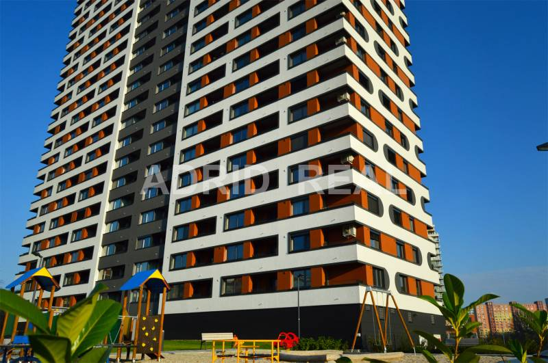 NEW BUILDING BYTY FUXOVA (F2) | DESIGN TWO-ROOM APARTMENT FOR RENT