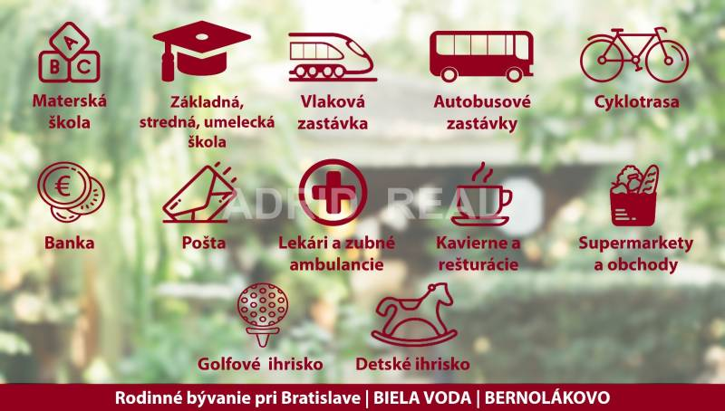 FINAL | FAMILY LIVING NEAR TO BRATISLAVA | PROJECT